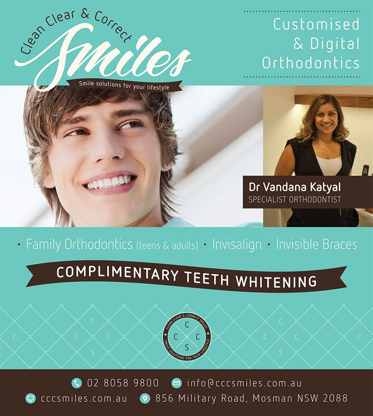 Keep Calm and Smile on - Complimentary Teeth Whitening