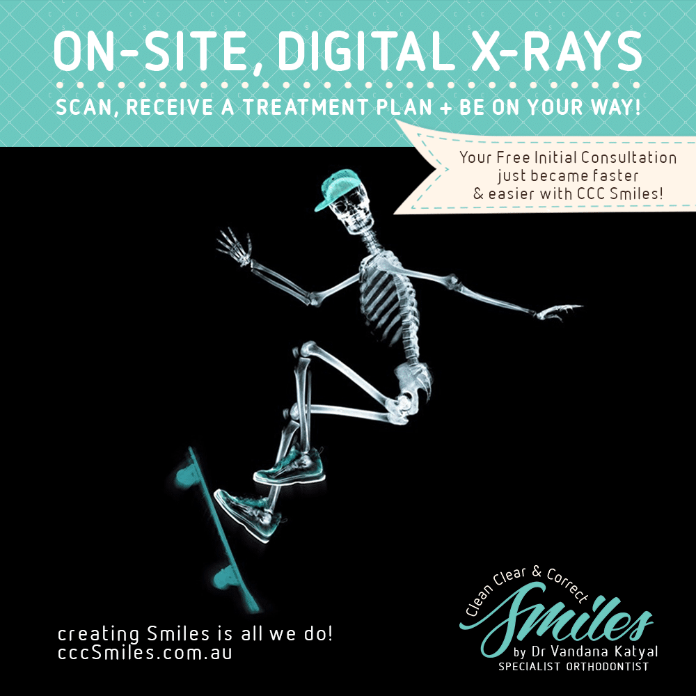 Orthodontic Specialists In Sydney - On Site Digital X - Rays