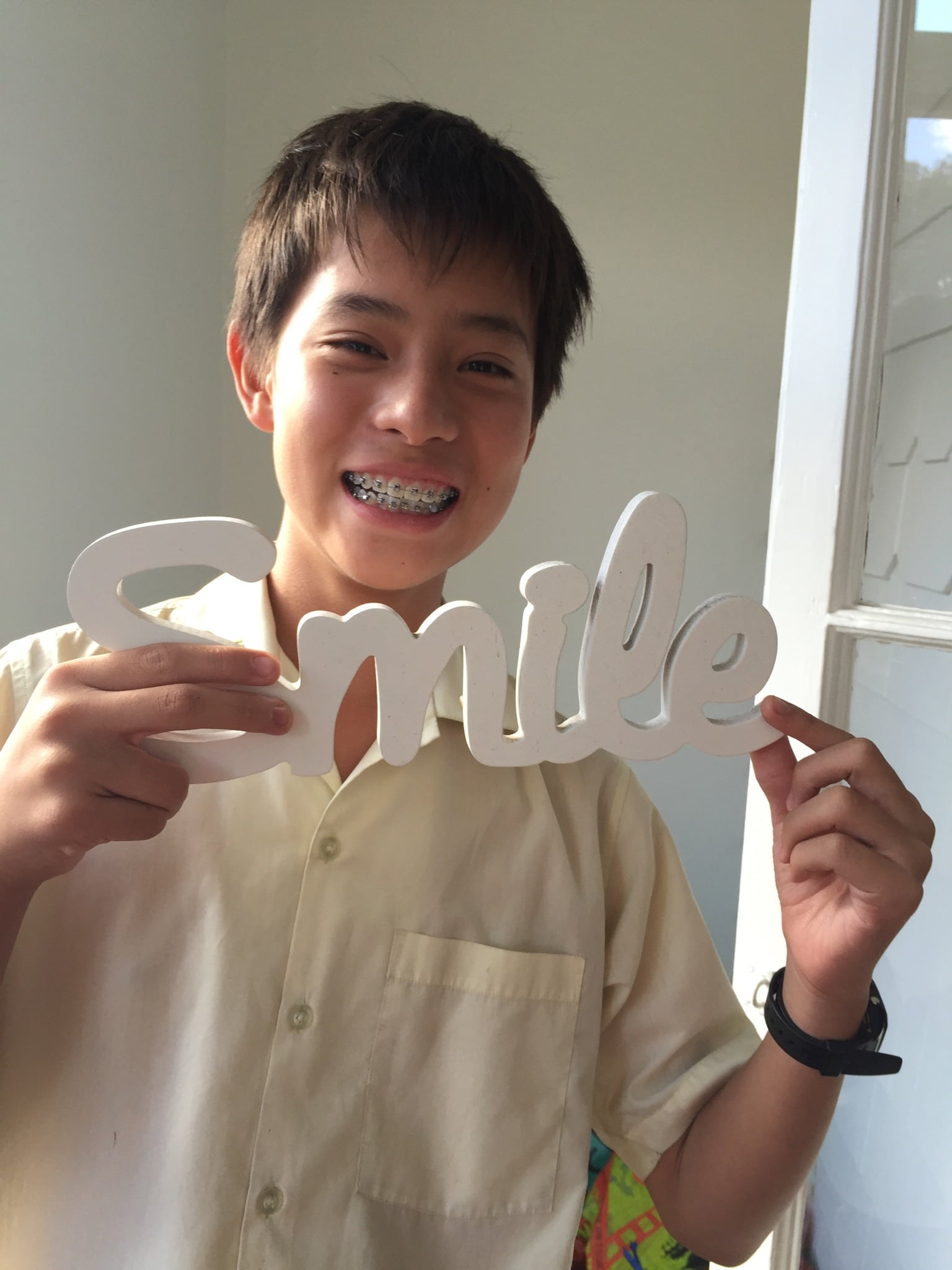 On the path to a perfect smile by Sydney's best Orthodontist