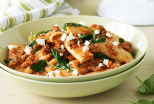 spinach-and-fetta-bolognaise